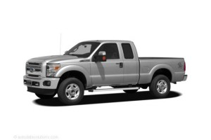 F250/F350 Super Duty Extended Cab/Super Cab