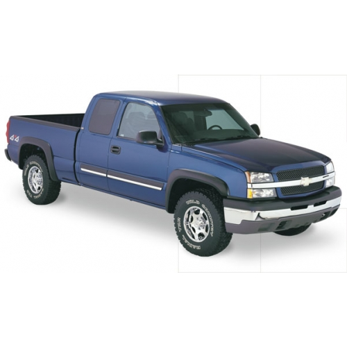 01 06 chevy gmc extended cab dual 10 subwoofer box for 03 silverado door speakers
