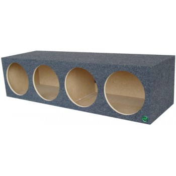"Quad 12"" Subwoofer Box"