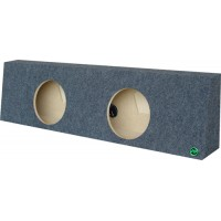 "Regular Cab Trucks - Dual 10"" Subwoofer Box"