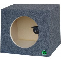 "Eurostyle -Single 10"" Subwoofer Enclosure"