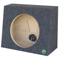"Pro - Single 10"" or 12"" Subwoofer Box"