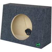 "Single 10"" Subwoofer Box"