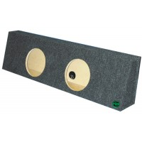 "Regular Cab Truck - Dual 10"" or 12"" Subwoofer Box"