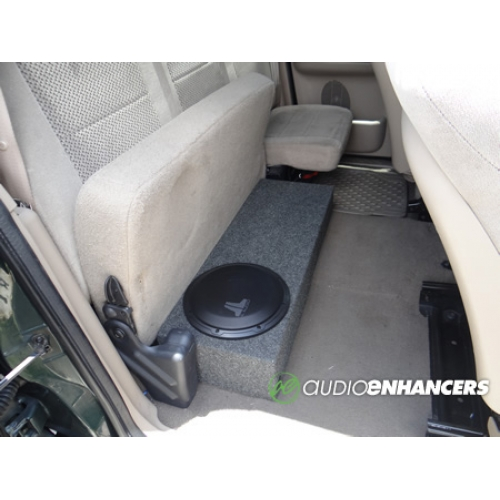 nissan frontier subwoofer box  nissan  free engine image