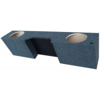 "01-06 Chevy / GMC Extended Cab - Dual 10"" Subwoofer Box"
