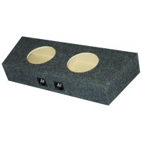 "All Years Ford Mustang - Dual 10"" or 12"" Subwoofer Box"