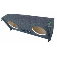 "82-04 Ford Mustang - Dual 10"" or 12"" Subwoofer Box"