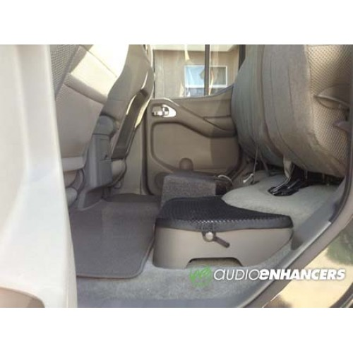 05 18 Nissan Frontier Single 8 Quot Or 10 Quot Subwoofer Box