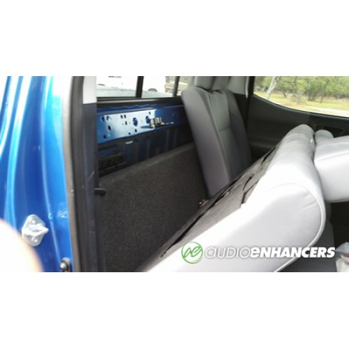 Audio Enhancers Ported 05-19 Toyota Tacoma Double Cab