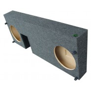 "07-15 Toyota Tundra - Dual 10"" or 12"" Subwoofer Box"