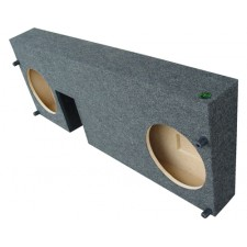 "07-14 Toyota Tundra - Dual 10"" or 12"" Subwoofer Box"