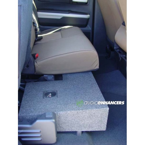 07 17 Toyota Tundra Dual 10 Quot Or 12 Quot Subwoofer Box